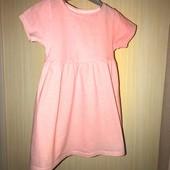 Бавовняне плаття на вік 3-4 роки