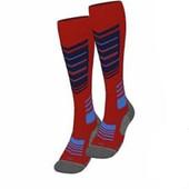 Crivit Функциональные зональные высокие термо носки р.37/38