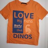 Хлопковая футболочка фирмы George в идеале