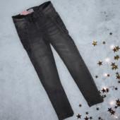 Модные джинсы скинни на девочку от alive размер 116