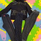Пакет теплых вещей для девочки H&M, Wojcik, Mayoral