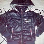 Куртка деми 116см фирменная и качественная