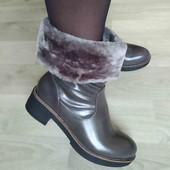 Ботинки до морозов