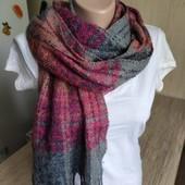 Собирай лоты) экономь на доставке) Красивенные теплые шарфы. Лот - один на выбор