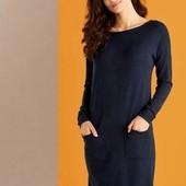 Плаття/туніка з кишенями. Європейський розмір С 36/38