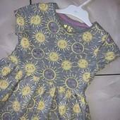 Платье с принтом F&F, сарафанчик