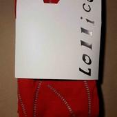 lollico,италия,стильные колготы на подростка 12/14 лет,140/150 см.