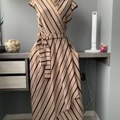 Круте плаття на запАх