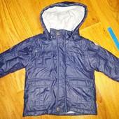 Курточка до морозов р.68-86 идеальная.