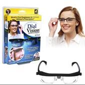 Dial Vision – очки, которые можно настроить под индивидуальные особенности зрения