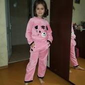 Мягуська, уютная пижама домашней костюм