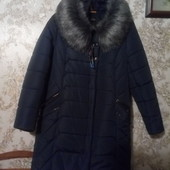 Куртка зимняя . Синтепон 300. Очень теплая