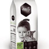 Amity корм для котят преміум класу