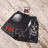 Фирменные купальные шорты Звездные войны 134рост, 9лет