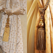 Украшения для Ваших штор!!!! Подхват кисти и крючки все для штор