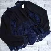 новая фирменая блуза Topshop