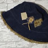 Шапочка шляпка на объём 55см Турция
