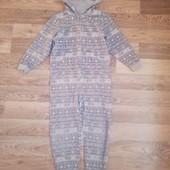 Пижама слип на 6-7 лет