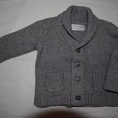 Теплый свитер 12-18мес. Смотрите замеры