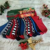 ☘ Лот 2 пари ☘ Бавовняні шкарпетки від tcm Tchibo (Німеччина), розміри: 35-37