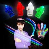 """Светящиеся насадки на пальцы, фонари на пальцы, (""""лазерные пальцы"""", """"led пальцы"""")"""