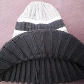 Трикотажная шапка с козырьком на рост 98-128 (2-8лет) от Takko-fashion Германия