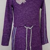 Стильные Ангоровые платье, в лоте фото1.