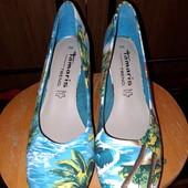 """Літні туфлі""""Famaris""""38 розм."""
