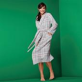 Мягкий пушистый длинный халат от Tchibo (германия). Размер 40/42, на наш 46/48