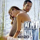 Kenzo L'eau par Kenzo pour femme, Глоток воздуха, резкий порыв ветра в лицо.!!!60мл тестер