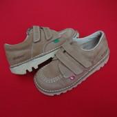 Ботинки Kickers с ортопедической стелькой натур кожа 29 размер