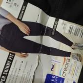 XX158.стильные джинсы syper Skinny Fit , от Esmara.