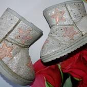 Зимние угги носили активно но они классные по стельке 16 см