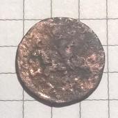 Монета Средневековая Солид