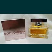 Духи Dolce & Gabbana rose the one,75 ml