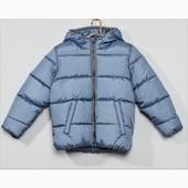 Легкая и теплая куртка Kiabi 10-12