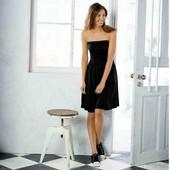 esmara.стильное платье бандо размер S36/38+6
