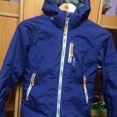 термо Куртка, холодная весна, р. 130 см,157 funk. состояние отличное