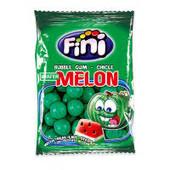 Испания.Жевательная резинка Fini мelon вubble Gum , 100 грамм.В упаковке очень много)