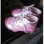 Ботинки ботиночки Деми