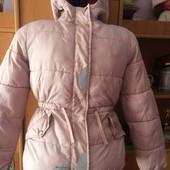 куртка, холодная весна, размер 10-11 лет 146 см, Matalan. состояние хорошее