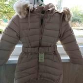 Зимняя теплющяя курточка