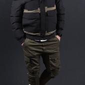 Куртка стильна чоловіча