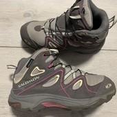 Отличные ботиночки Salomon 32 размер стелька 20 см