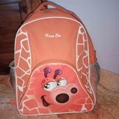 Крутой яркий солнечный рюкзак Face One