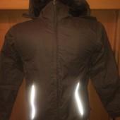 Куртка. термо ветровка, внутри сетка. р. 5-6 лет 110-116 см, Alive. сост. отл