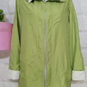 Куртка ветровка карманчики хл