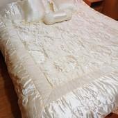 Большой комплект двухспального постельного белья в упаковке (сумке)!