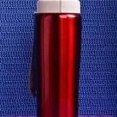 Универсальный Термос Поилка. Сталь+пластик+силикон. 450 мл.