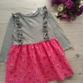 Красивое платье для девочки 3-4года. Gap.. Хорошее состояние